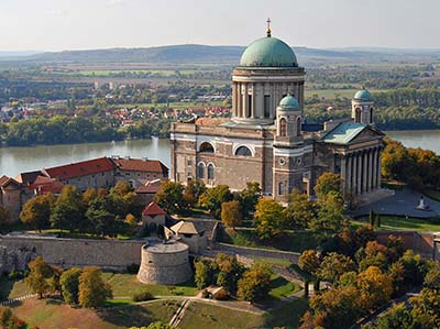 Esztergom Hungary, Danube bend. One of our clients favorit trip: an AMAZING TRANSFER between Budapest and Vienna with an full day excursion VIA DANUBE BEND IN HUNGARY