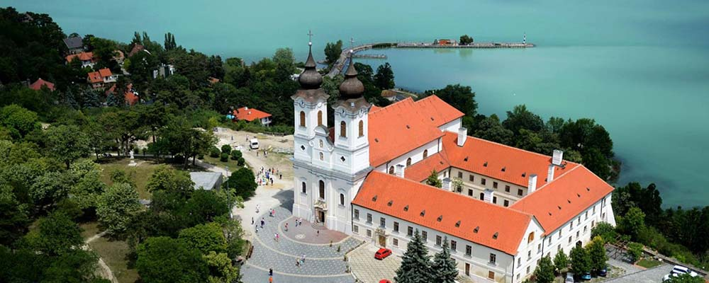 Tihany - Lake Balaton scenic tour